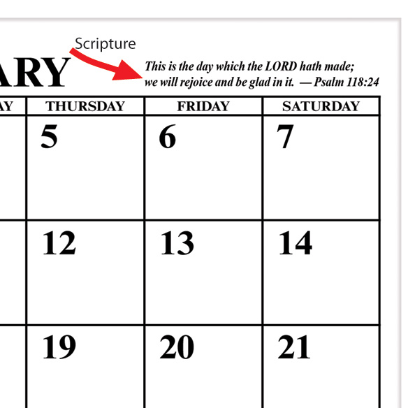 3 Year Monthly Planner - 3 Year Calendar - 3 Year Planner - Walter Drake