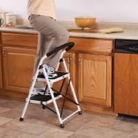 Step Ladder Stool - Step Stool Chair - Step Stool Ladder ...