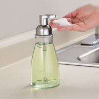 Foaming Soap Pump - Foam Soap Dispenser - Soap Dispenser ...