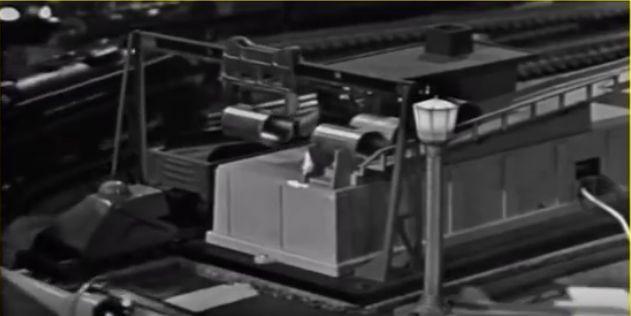 Lionel Toy Train