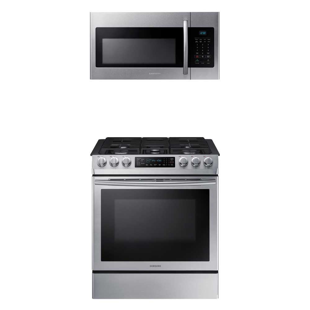 Appliances Packages Sale Discount Package Samsung President S Day Otr And Slide In Gas