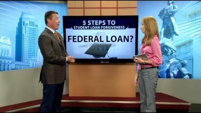 Financial expert Mark Lamkin's steps to student loan forgiveness - WDRB 41 Louisville News