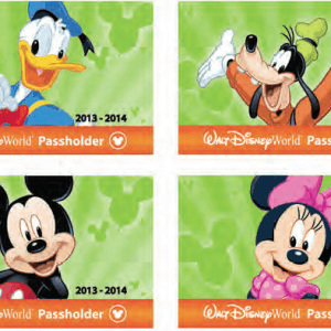 walt disney world no expire tickets