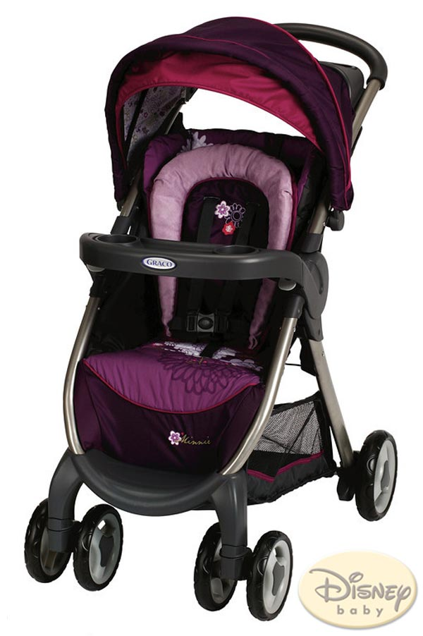 Minnie Mouse Infant Car Seat And Stroller Minnie Mouse Inspired Collection From Graco Disney World