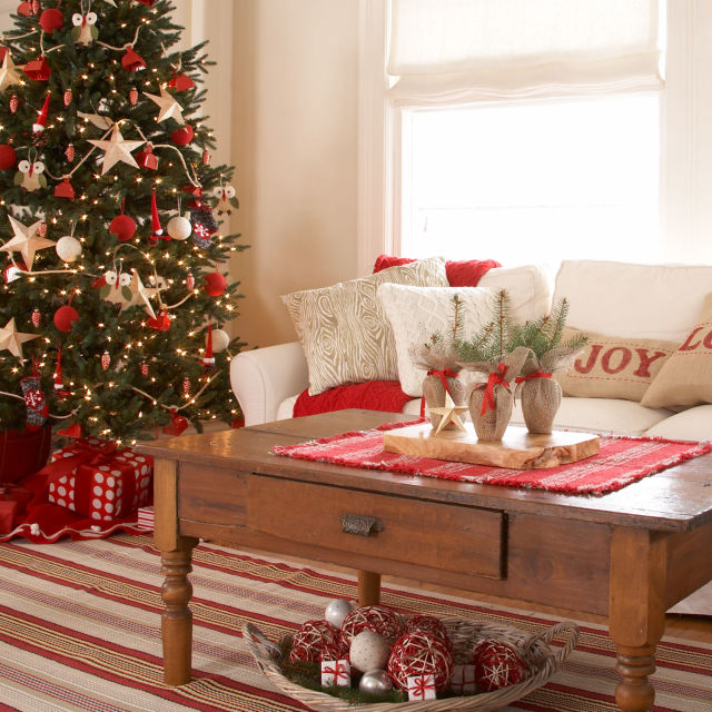 Christmas Ideas 2017 - Holiday Decorating, Food, and Gifts - christmas decorating ideas