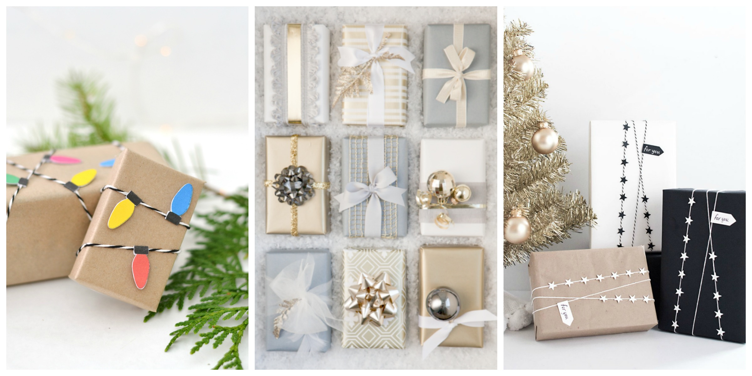 Coole Geschenkverpackung 38 Christmas Gift Wrapping Ideas - Creative Diy Holiday