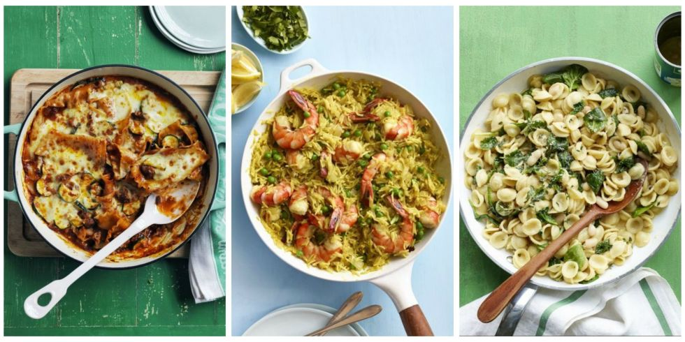 One Pot Meals - Recipes For One Pot Meals