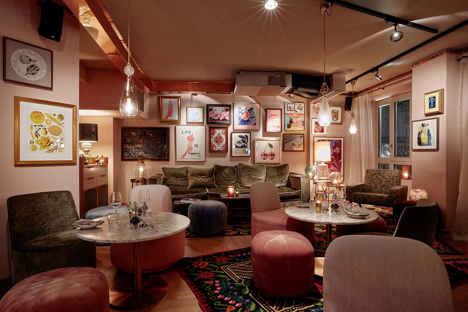 25 Hours Hotel Frankfurt 25hours Hotel Terminus Nord Brings Parisian Flair To Their