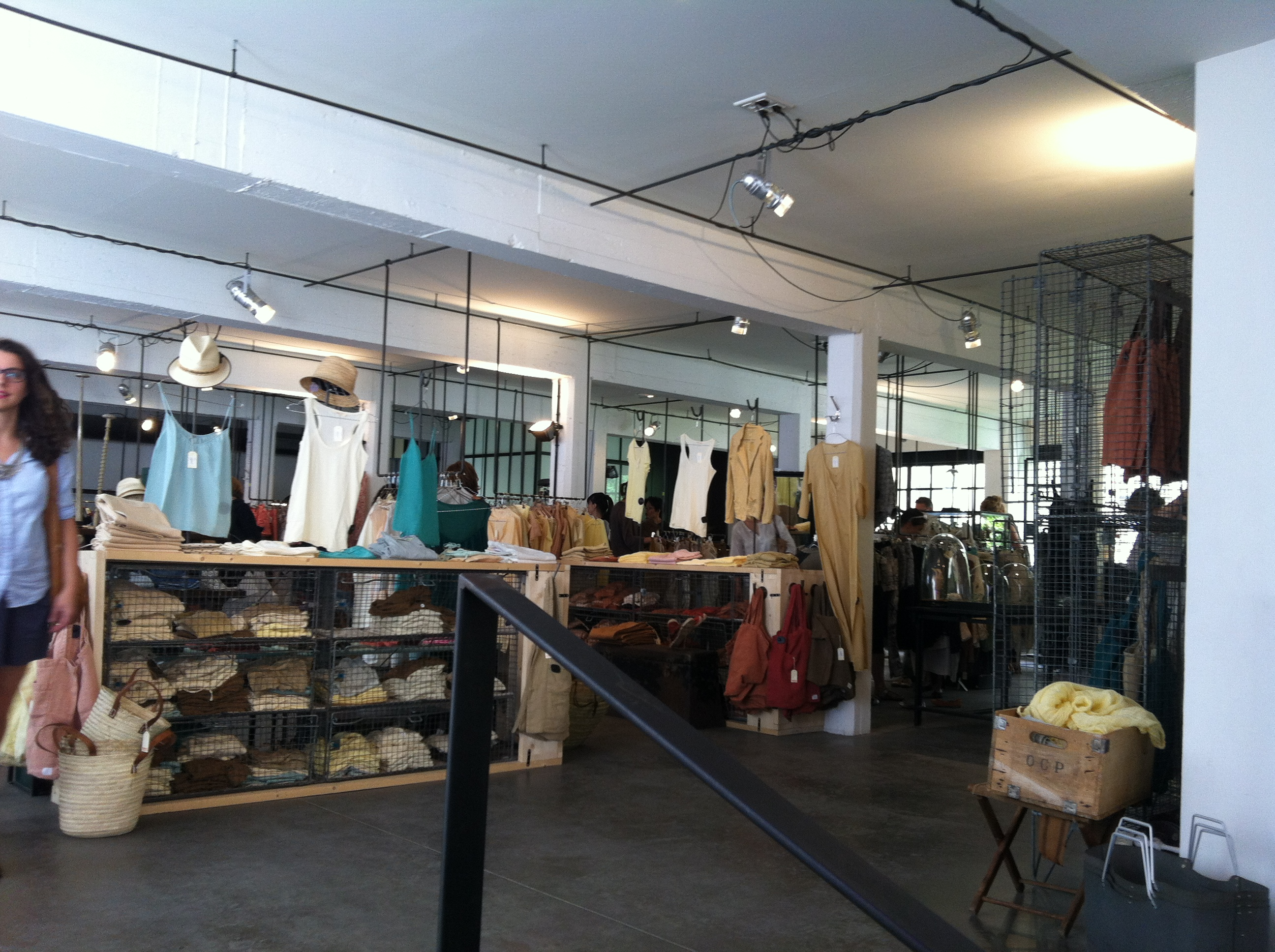 Magasin Muse J Ai Testé Une Boutique Originale à Paris Merci Paris Et Le