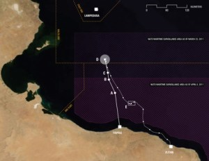 Forensic Oceanography, investigating the militarised border regime in the Mediterranean