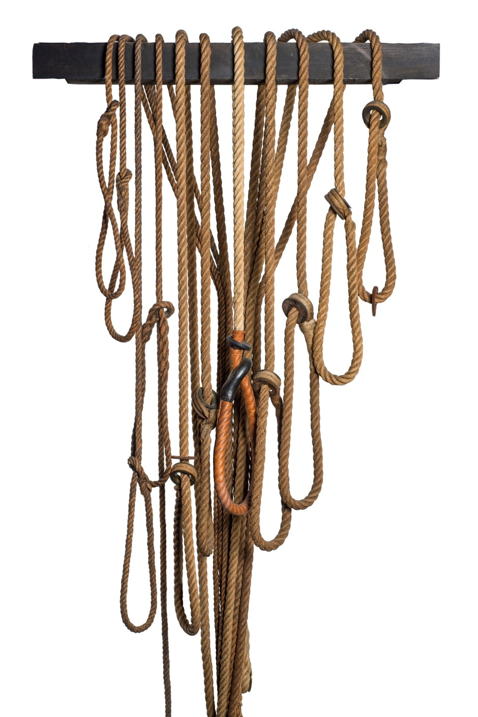 Capital Punishment:  Execution ropes, 19th and 20th Century © Museum of London