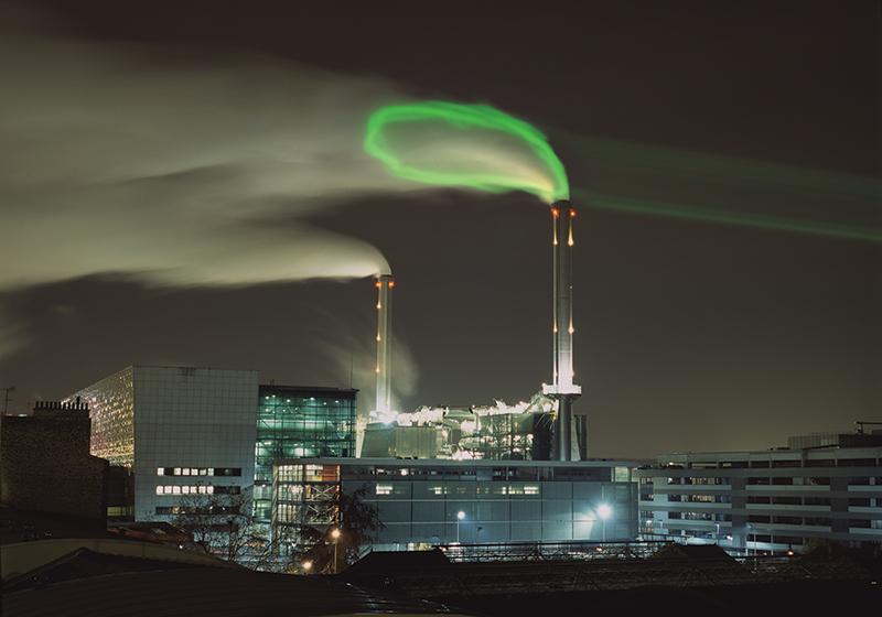 Man Made Clouds: atomic, phantasmagoric and political