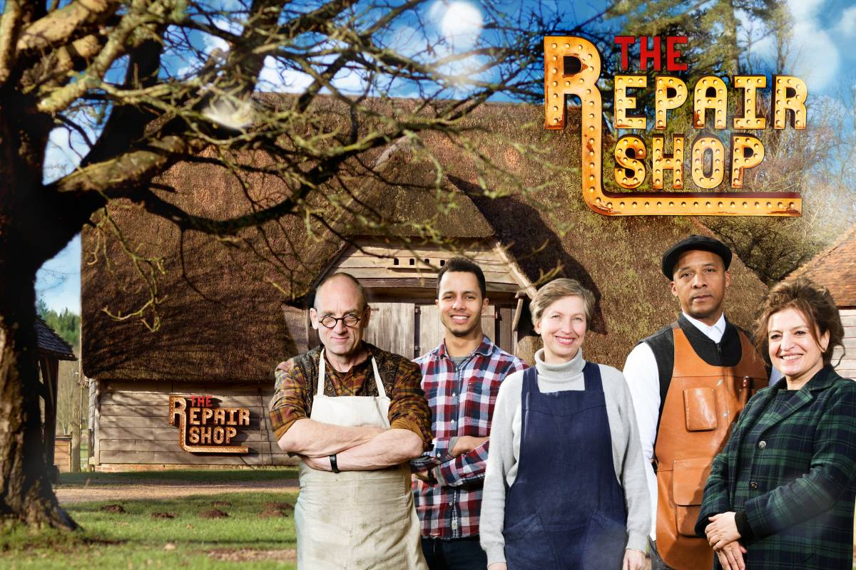 Repair Shop Bbc2 S The Repair Shop Filmed At Museum Weald And Downland