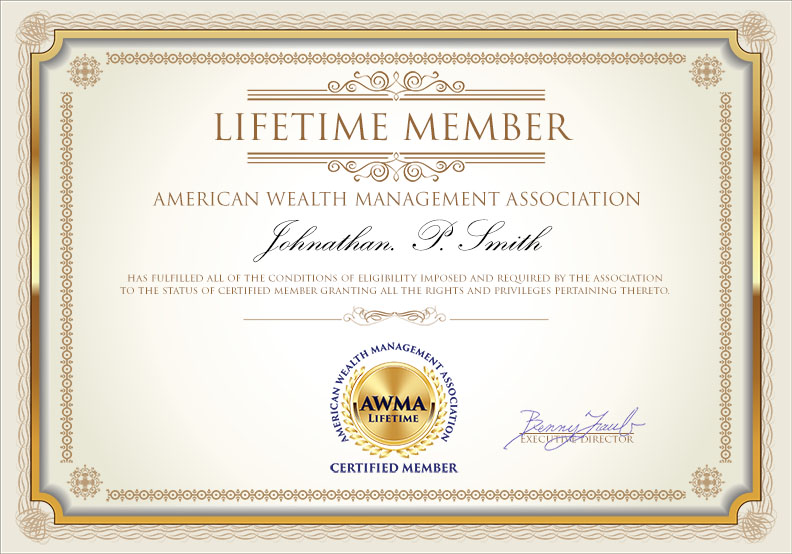 Llc membership certificate sample stock certificate for Life membership certificate templates