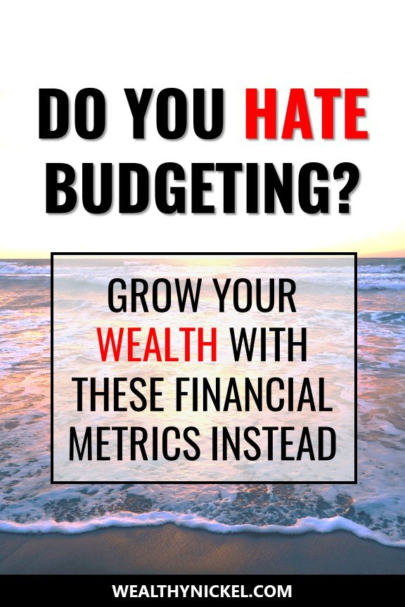 6 Personal Finance Metrics You Can\u0027t Afford Not to Track Wealthy