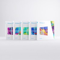 Windows 8 Packaging Design Artworks by Colors And The Kids