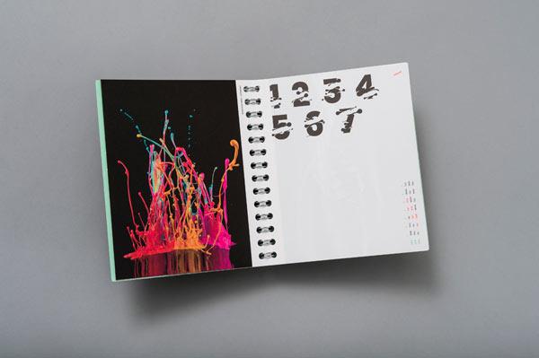 EIGA Trend Diary \ - diary design