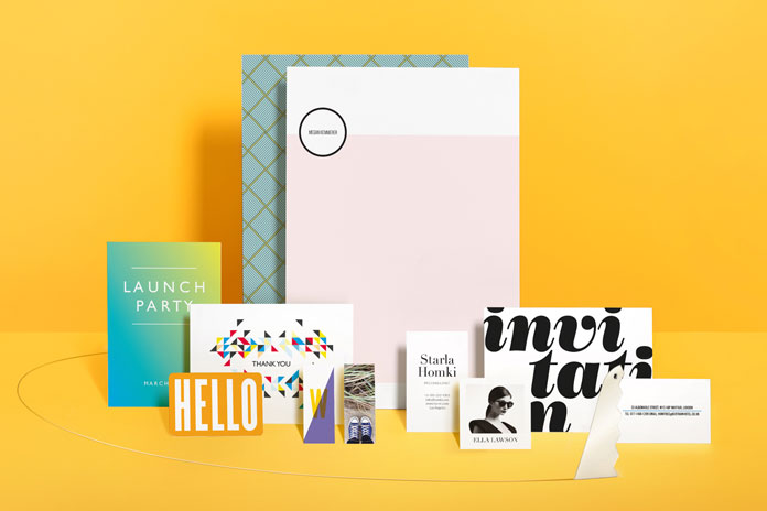 Well Crafted Stationery  Promotional Materials