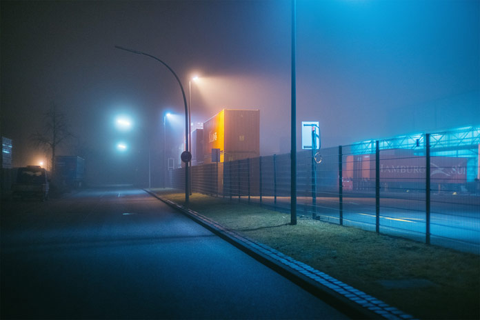 Neon Lights Wallpaper Hd What The Fog Street Photography By Mark Broyer