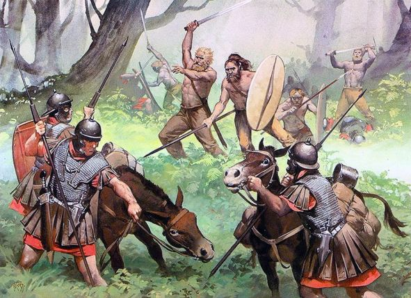 Image result for germanic tribes