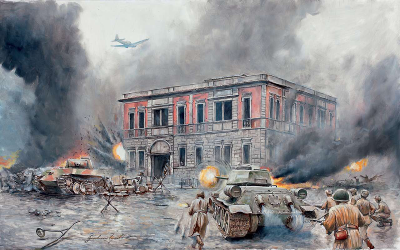November Fall Wallpaper Battle Of Berlin April May 1945 Weapons And Warfare