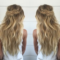 Stunning Braids with Cashmere Hair | Cashmere Hair Clip In ...