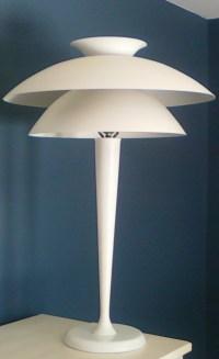 futuristic lamps   wear comfortable shoes