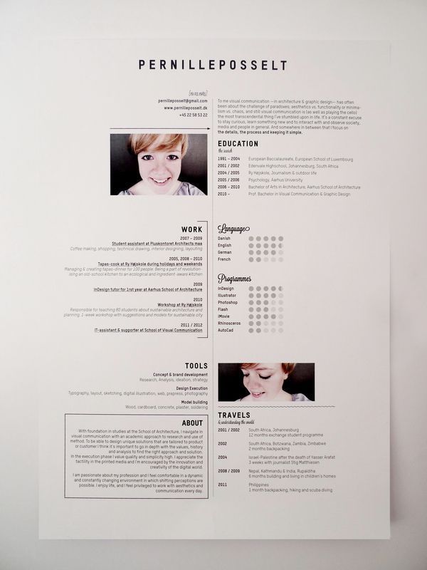 word it resume template