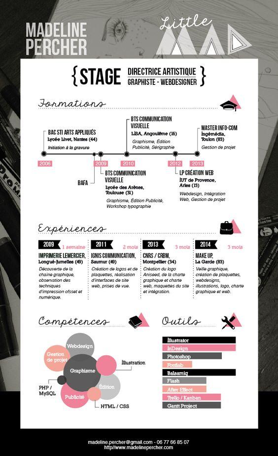 43 Modern Resume Templates Guru - Resume Design