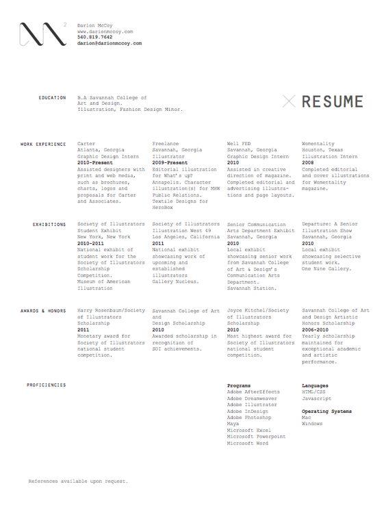 43 Modern Resume Templates Guru