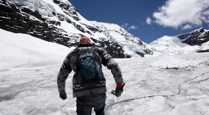 climbing glacier 1