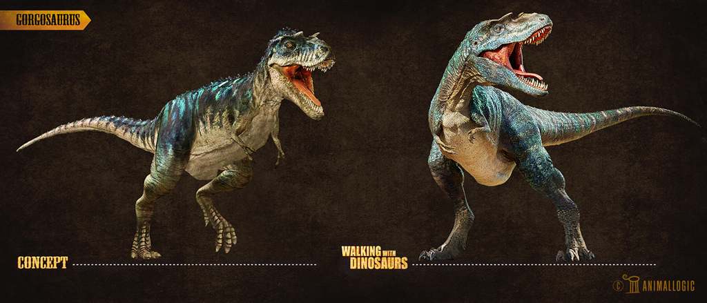 Dinosaur 3d Live Wallpaper Walking With Dinosaurs 3d As Concept Artist 3d And 2d