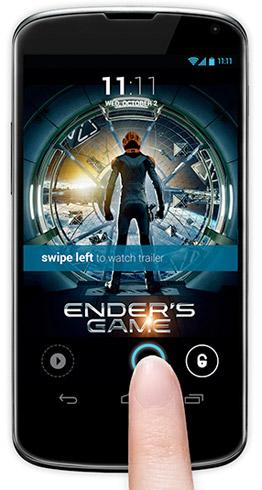 application Locket pour gagner de l'argent en déverrouillant l'écran de son smartphone