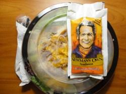 Horrible Southwest Salad Dressing Packet We Are Not Foodies Mcdonald S Southwest Salad Mcdonald S Southwest Salad No Dressing