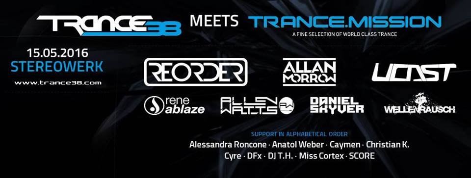 Live Set Allen Watts Trance 38 meets Trance.mission