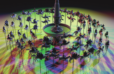 DREAMING OF MASS BEHAVIOUR BY STUDIO SMACK   Playgrounds