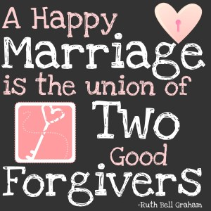 The Key to a Good Marriage {Free Printable}