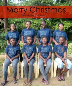 {Merry Christmas} from all of us