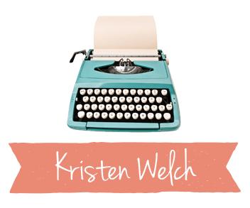 Kristen Welch