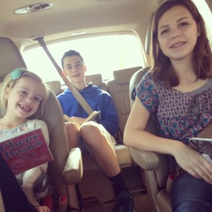 Getaway To Austin, Texas: Part One