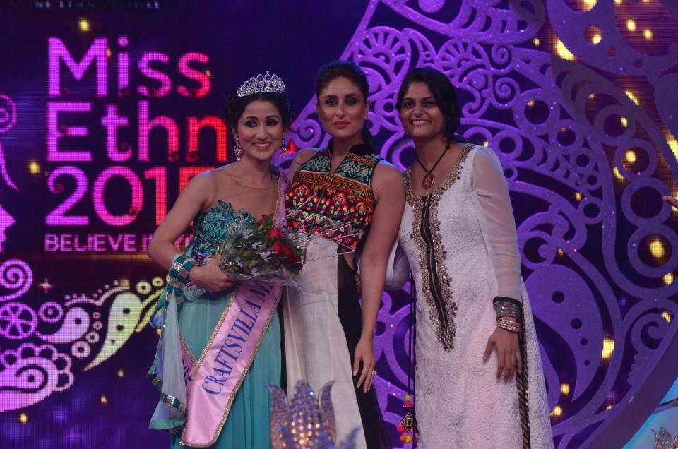 Monisha Doley & other award winners