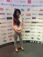 Vinita Ramtri at the Rising Star Shortlist Event