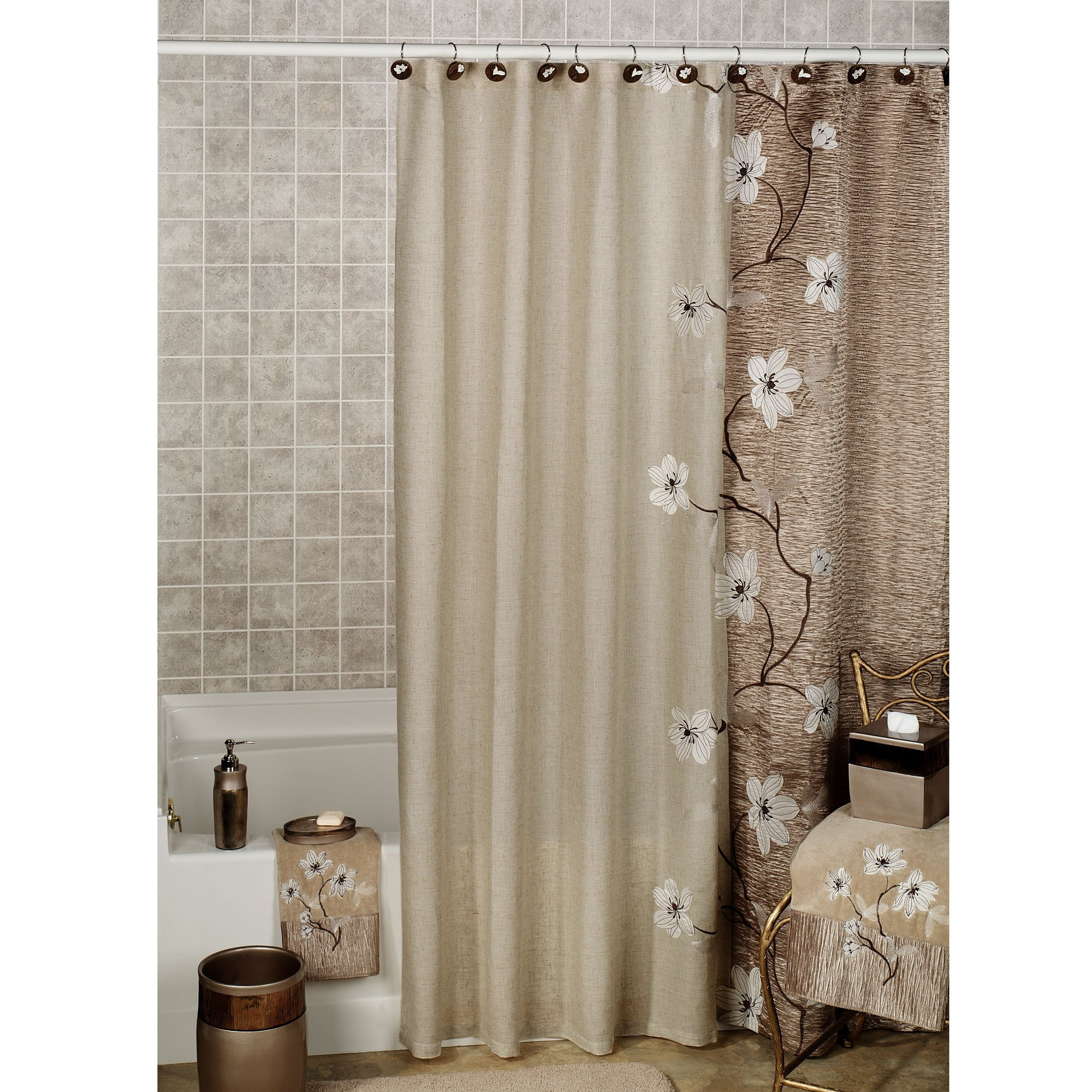 Shower And Window Curtain Sets Bathroom Shower Curtain And Window Curtain Sets Shower Curtains