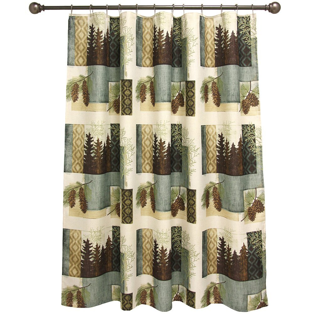 Cheap Rustic Shower Curtains Lake Cabin Shower Curtains Shower Curtains Ideas
