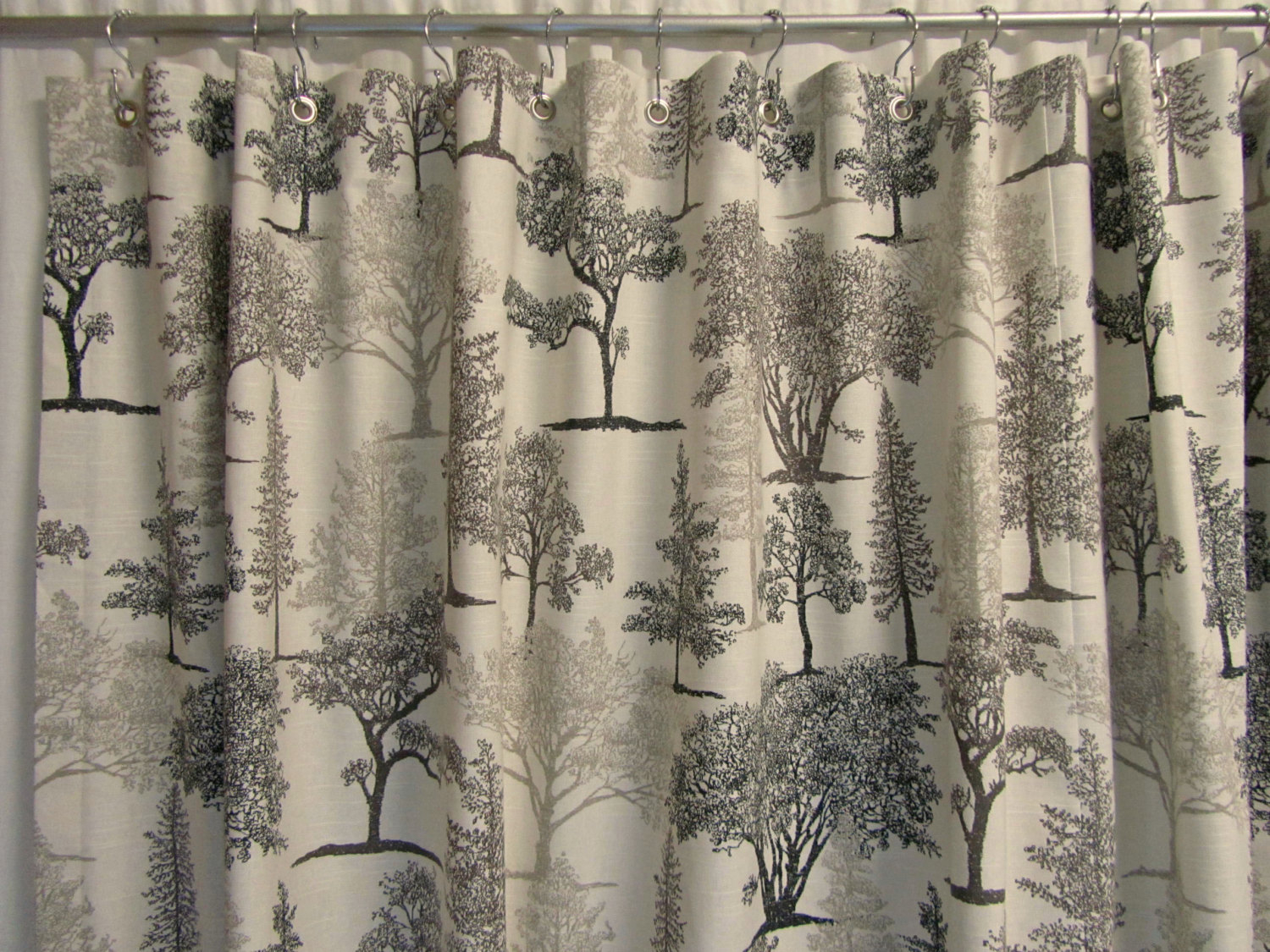 Cheap Rustic Shower Curtains Forest Log Cabin Shower Curtain Shower Curtains Ideas