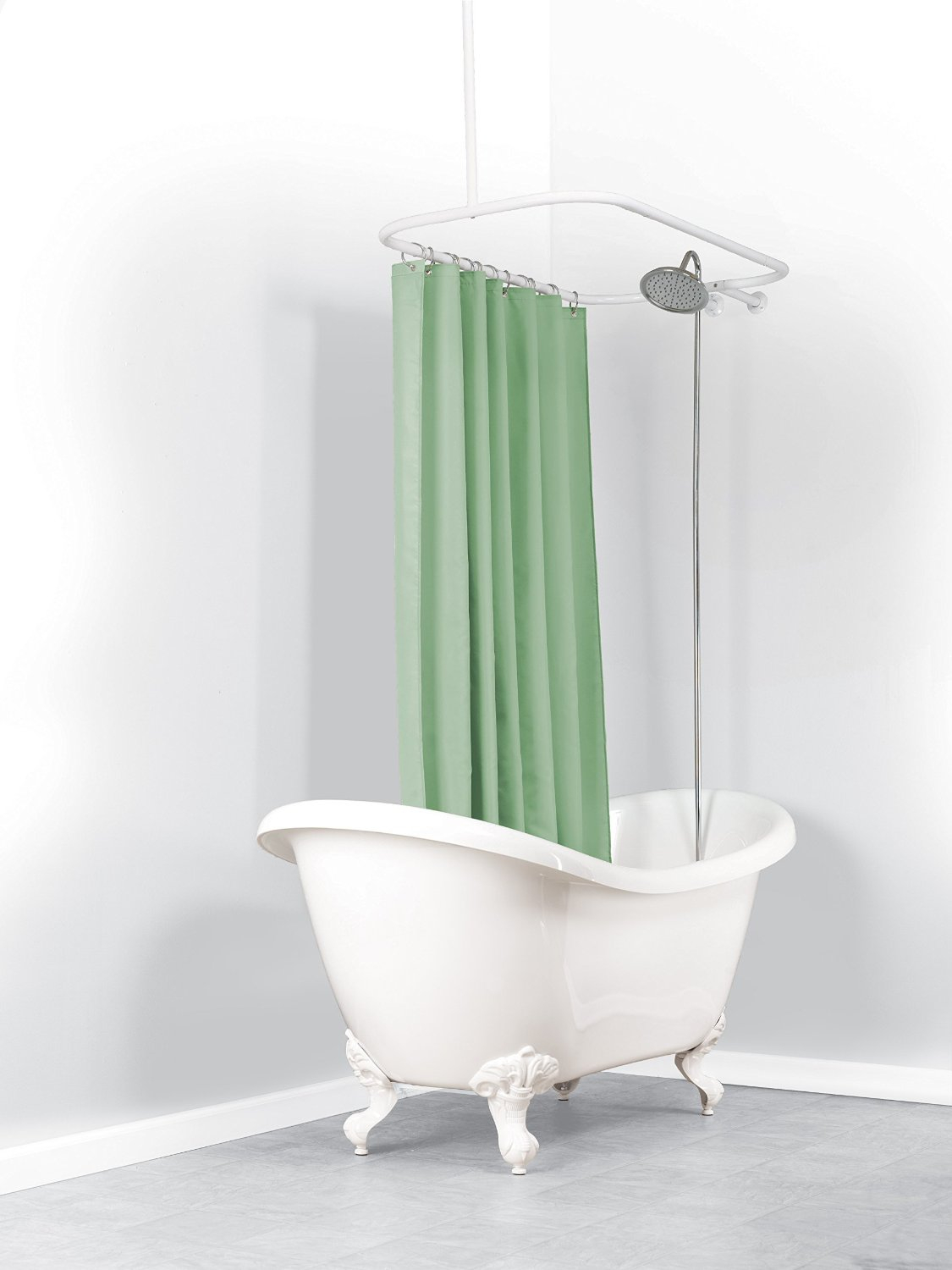 Unique Shower Curtain Rods Round Bath Shower Curtain Shower Curtains Ideas