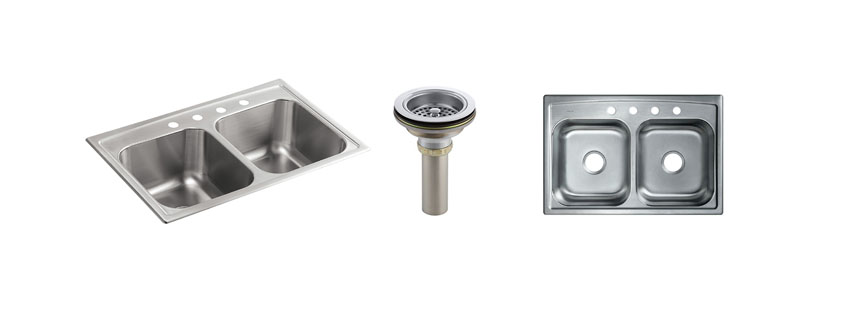 Top 10 Best Double Bowl Kitchen Sinks 2018 Reviews