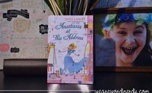 Anastasia at This Address (An Anastasia Krupnik story) by Lois Lowry
