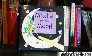 Mitchell on the Moon by R. W. Alley