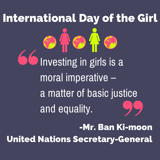 international day of the girl 1